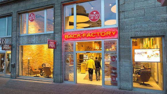 Back-Factory in Stuttgart: Snackoase im Kessel