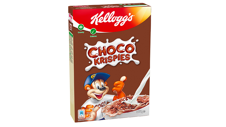 Kategorie Traditionelle Cerealien: Kellogg's Choco Krispies