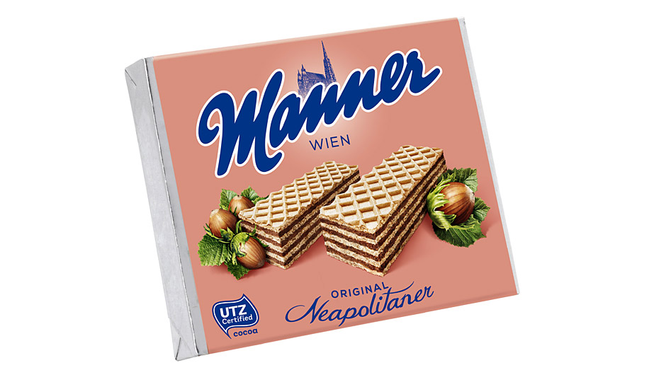 Kategorie Waffeln: Manner