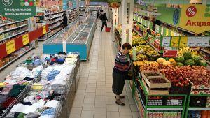 Der russische Foodmarktführer X5 ist mit drei Formaten im Lebensmittelhandel aktiv. Drei Viertel seines Nettoumsatzes erzielt X5 allerdings mit den 9000 Filialen seines Nahversorgers und Softdiscounters Pjatjorotschka, Tendenz steigend. Ein Vorzeigemarkt steht in Moskau.