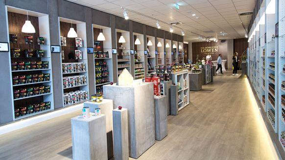 Pop Up Store In Koln In Der Hohle Des Handels