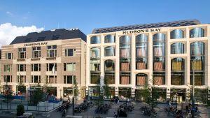 Im Herzen von Amsterdam eröffnet der kanadische Warenhausbetreiber Hudson's Bay am 5. September seinen ersten europäischen Store.