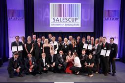 Ausgezeichnet: Die Preisträger des Salescup 2010