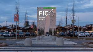 Touristenattraktion, Shoppingcenter, Tagungsstätte - der italienische Lebensmittelhändler Eataly wagt sich an einen neuen Konzeptmix im XXL-Format. Partner sind neben Coop Italia 150 Food-Hersteller.