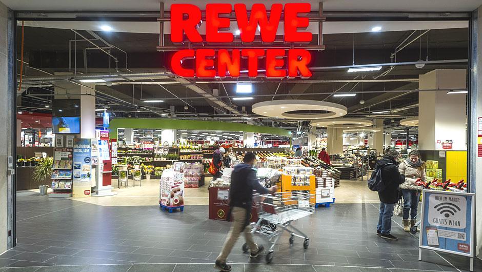Rewe Center Weidenpesch