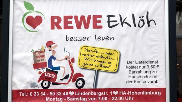 Rewe-Kaufmann Sven Eklöh: Der Spätberufene