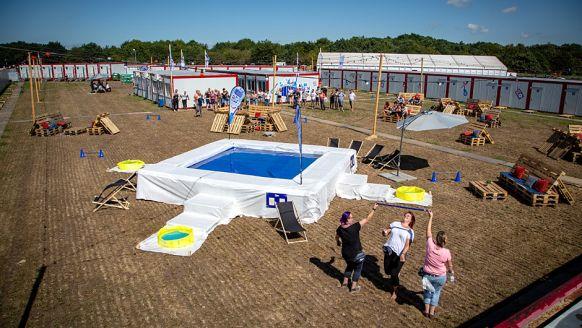 Aldi Camping Kühlschrank : Festival filiale: aldi nord rockt am deich