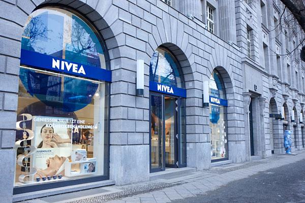 Store Check Nivea Haus Berlin
