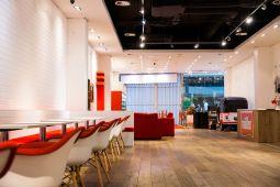 Müllers Pop-up-Shop im Londoner Einkaufszentrum Westfield Stratford City öffnet noch bis zum 27. Juli für Kunden.
