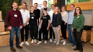 Die Young Business Factory (YBF) der LZ lädt Mitte September zu Networking und Diskussion mit vielversprechenden Food- und Tech-Start-ups in Berlin ein. Thema der anderthalbtägigen Veranstaltung ist, wie kundenzentrierte Innovation durch Technologie gelingen kann.