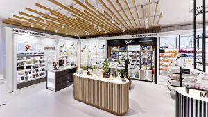 Nach dem Umbau will Douglas in Berlin Erlebnis-Shopping rund um Beauty bieten.