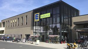 Der neu gebaute Markt in Lengerich ist der fünfte der Händlerfamilie Rotthowe und mit 2000 qm ihr größter Markt im Münsterland.