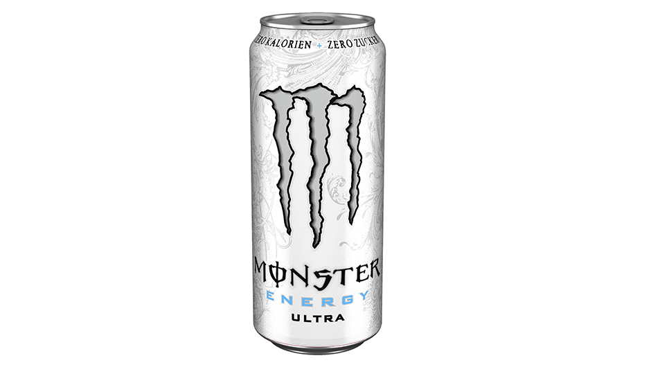 Kategorie Energy Drinks: Monster