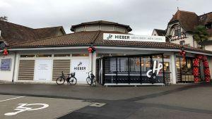 In der baden-württembergischen Gemeinde Steinen hat Edeka Hieber im Oktober 2020 seinen 15. Markt in einem ehemaligen Neukauf-Regiebetrieb eröffnet.