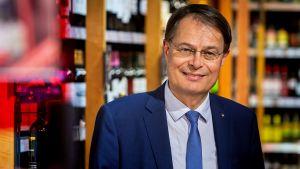 """""""Corona zeigt, dass die exzessive Globalisierung zu brandgefährlichen Abhängigkeiten führt"""" Spar Österreich-Chef Gerhard Drexel zu den Lieferschwierigkeiten der Industrie im Frühjahr"""