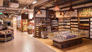 Besondere Lagen erfordern besondere Konzepte. Edeka Seidl passt sich mit seinen Shops und deren Fachmarktcharakter dem Prinzip des Einkaufszentrums an.