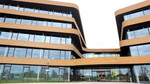 In Bad Wimpfen hat Lidl in seine neue Deutschland-Zentrale einen dreistelligen Millionenbetrag investiert.