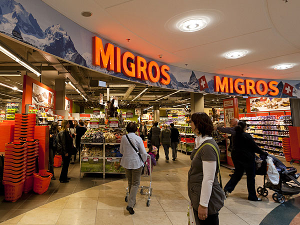 Store Check Migros Ludwigsburg