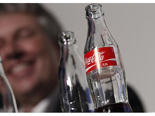 Coca-Cola: Coca-Cola im Wandel der Zeit