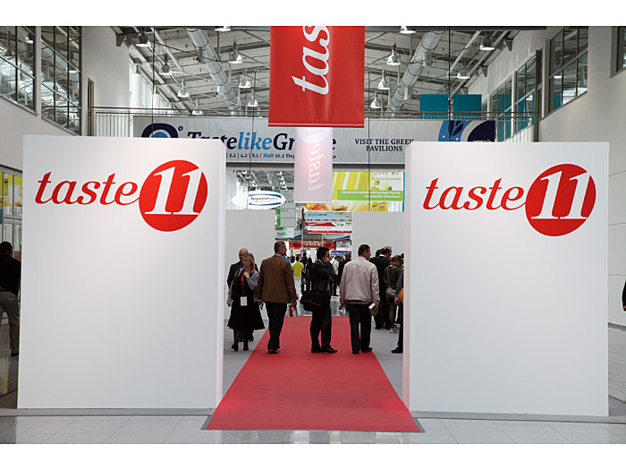Innovationen en block: Die Taste 11