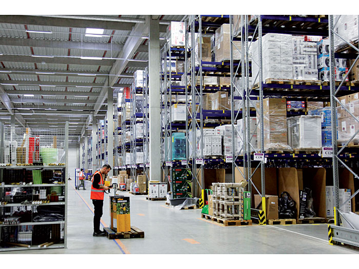 Amazon lager deutschland