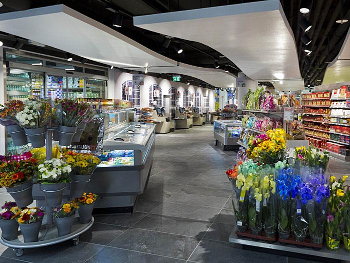 Supermarkt Salzburg