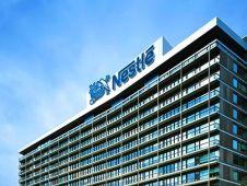 <b>Platz 1: Nestlé</b><br>Umsatz Deutschland (netto): 4,042 Mrd. Euro<br>Konzernumsatz (netto): 65,478 Mrd. Euro