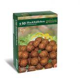 <b>Mekkafood:</b> bedient den Trend zu Fingerfood mit den neuen Mini-Hackfleischbällchen