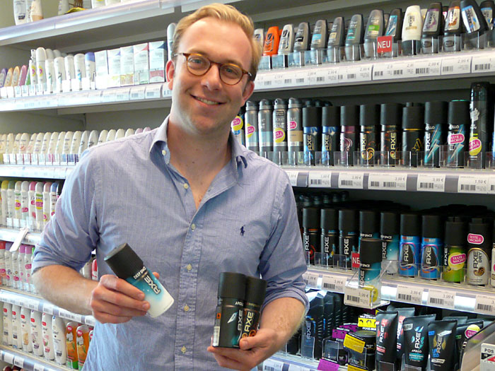 axe deo marketing strategy The axe deodorant contain in stylish bottle, its the primary container of the axe, there is no secondary package for the axe deo the packaging of axe itself has created brand image for it 4p's of marketing.