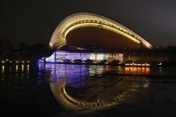 Ort der Begegnung: Die Berliner Kongresshalle