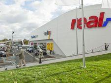 Im gerade eröffneteten Kronenberg-Center in Essen-Altendorf ist Real größter Mieter.