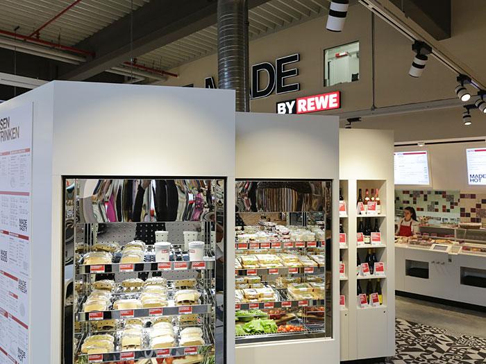 Rewe center heidelberg