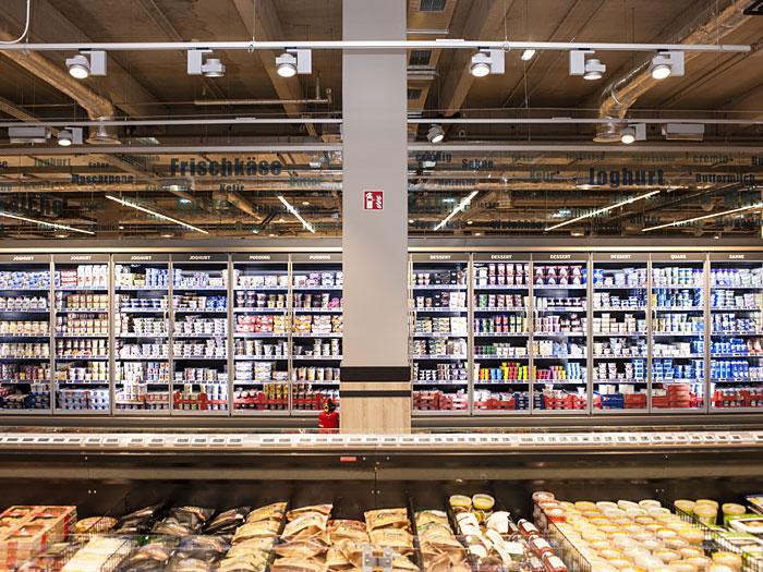 in der gestaltung beschritt edeka martens neue wege erstmals hat einer der lebensmittelmrkte eine nach - Ikea Lebensmittelmarkt