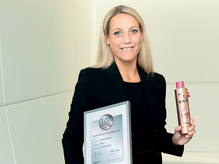 Florence Kleffel, Brandmanager Hairstyling bei Henkel Beauty Care.