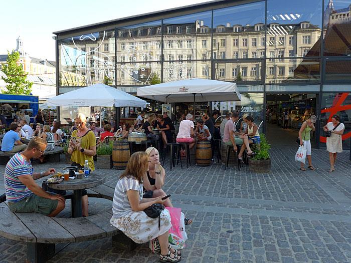 Markthalle Kopenhagen