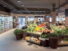 Der Anfang September in Mailand vorgestellte Carrefour Markt an der Piazza Gramsci setzt ein neues Gourmetkonzept um.
