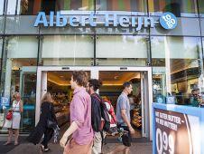 Der Convenience-Store Albert Heijn in Köln.