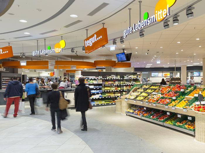 Tegut frankfurt stuttgart for Einkaufszentrum stuttgart