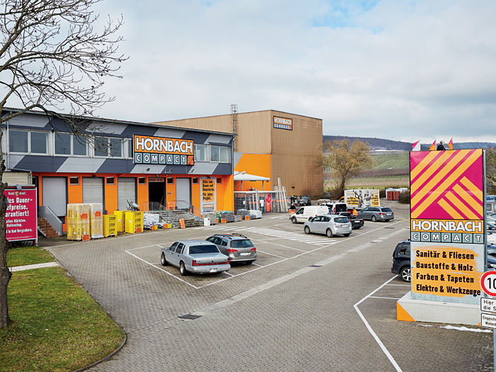 store check hornbach compact. Black Bedroom Furniture Sets. Home Design Ideas