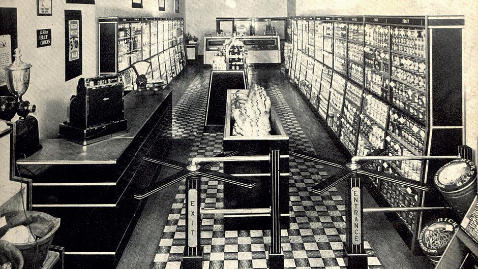 100 Jahre Supermarkt Eine Zeitreise Zu Den Anfängen Der Selbstbedienung