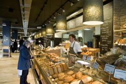 Rund ein Drittel des Umsatzes sollen künftig aus der Frischebäckerei und der Bistro-Küche kommen.