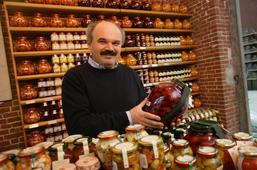 Eataly-Gründer Oscar Farinetti betrieb früher eine Elektronikfachhandelskette. Heute fördert er mit sieben Eataly-Filialen die Genusskultur.