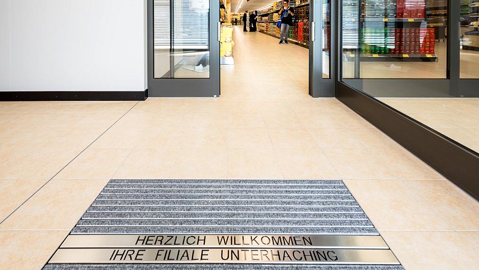 fc2015098fa417 In der zweiten Mai-Woche hat Aldi Süd seinen Konzeptmarkt der Zukunft in  Unterhaching bei