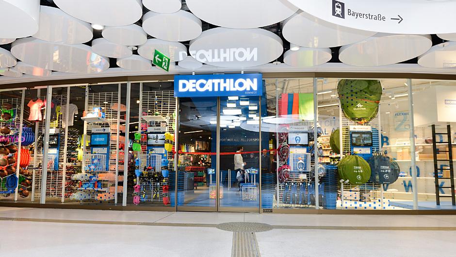 bildergalerie decathlon connect in m nchen. Black Bedroom Furniture Sets. Home Design Ideas