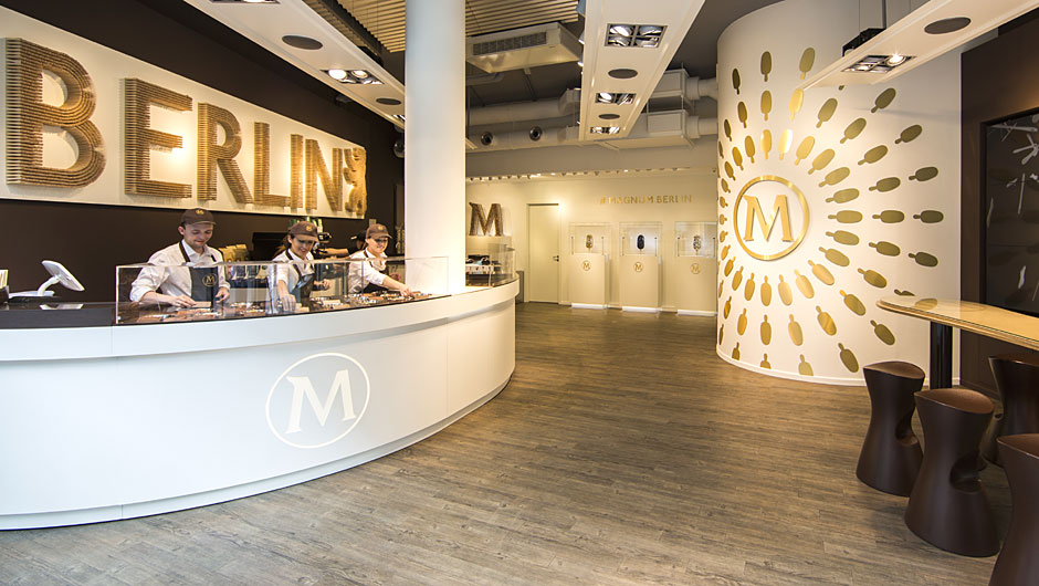 Bildergalerie magnum pop up store in berlin for Magnum pop up store