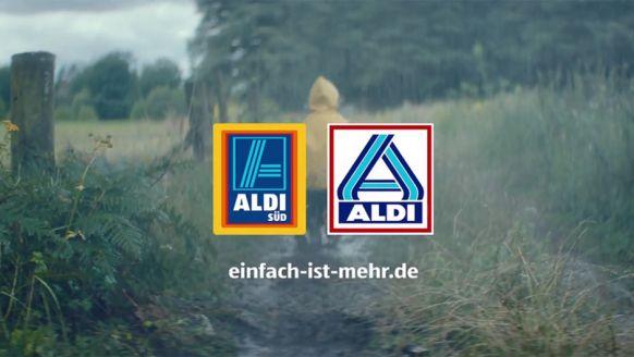 Gemeinsame Kampagne Aldi Feiert Tv Premiere