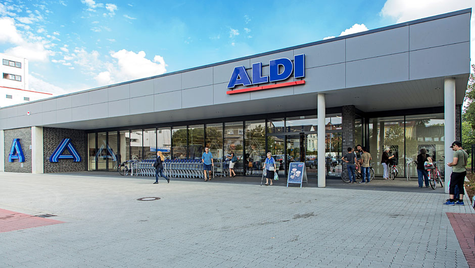 Bildergalerie Aldi Nord In Gladbeck