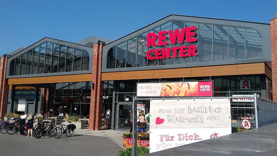 rewe allee center