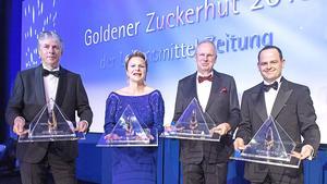 Die diesjährigen Preisträger auf einen Blick