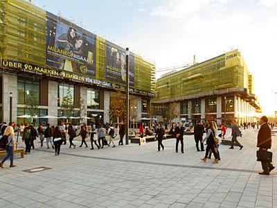 Einkaufszentrum in stuttgart startet das milaneo for Einkaufszentrum stuttgart